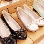 プチプラで可愛い!「大人バレエシューズ」 ウォーキングヒール靴