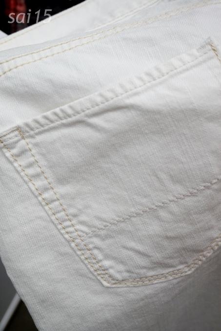 ポケットアップ ケーカラット セミワイドパンツ (8)