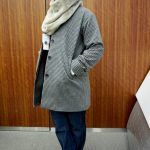 マカロンウールコートは安心の日本生地♪着てみたレビュー