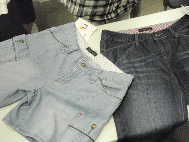 ニッセン Freed Air denim