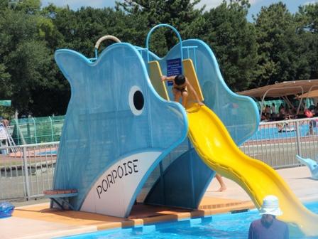 浜寺公園プール 幼児