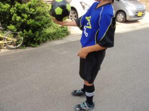 子供 サッカー