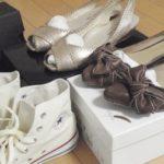 通販サイトAmazon の靴&パンプス届いたよ♪