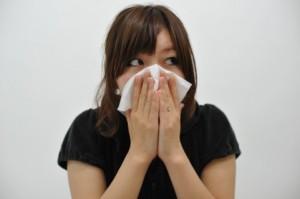 花粉症 鼻