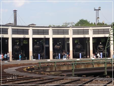 蒸気機関車 トーマス