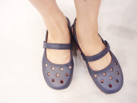 crocs retro mary jane w