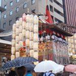 祇園祭 宵山レポート(2)長刀鉾・月鉾・船鉾・岩戸山