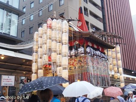 長刀鉾 祇園祭り
