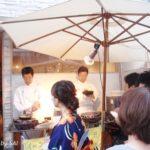 祇園祭 宵山レポート(4)キャビア入りオムレツ・浴衣バーゲン