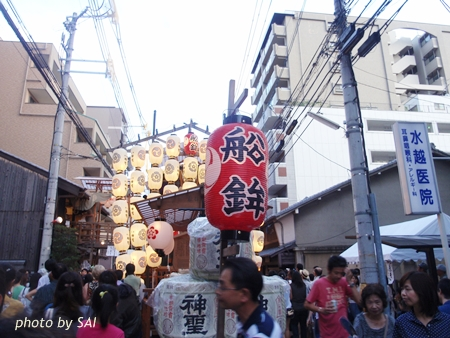 祇園祭 船鉾1
