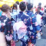 祇園祭り 宵山レポート(5)浴衣スナップ