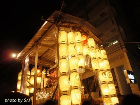 蟷螂山1 祇園祭り