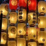 初めての祇園祭り 宵山