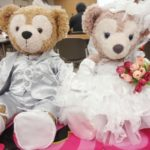 ダッフィ ウエディング コスチュームが素敵でかわいすぎる♪結婚祝いにオススメ