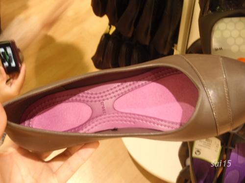 中敷き crocs gianna heel w
