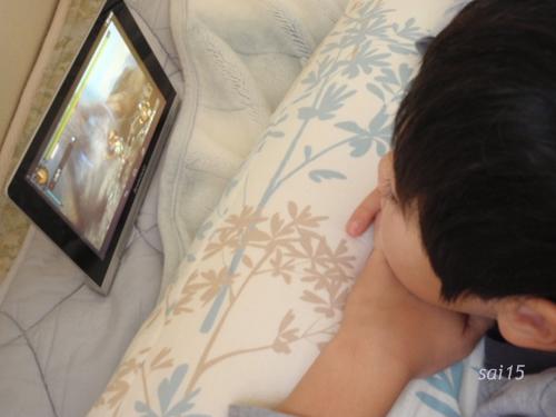 Lenovo yoga tablet 8 子供