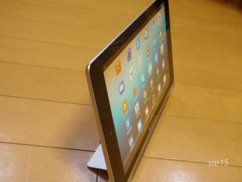 Lenovo yoga tablet 8 スタンド3