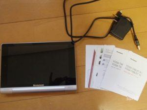 Lenovo yoga tablet 8 全部