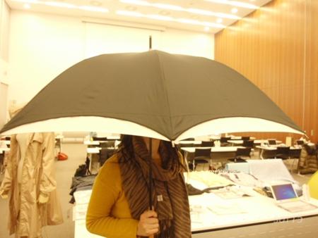 傘 強風 元通り1