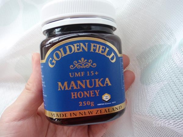ゴールデンフィールドマヌカハニーUMF15+250g (1)