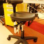 『アーユルチェアー  ayur chair』試座してみた