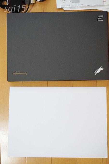 レノボ ThinkPad X250 A4サイズ (54)