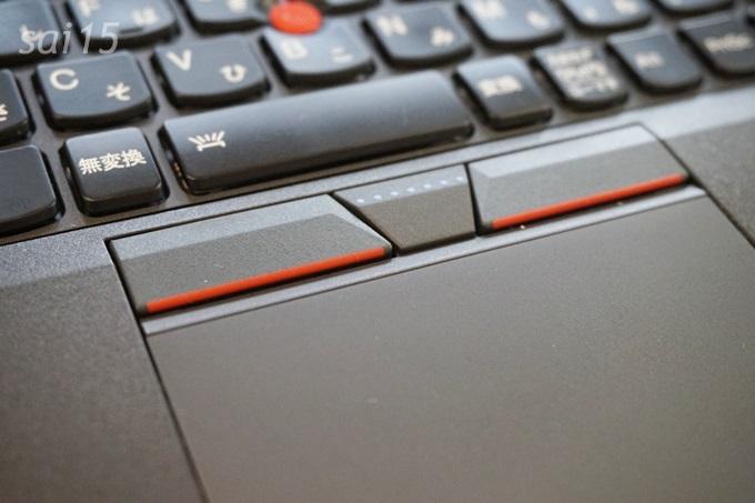 タッチボード レノボ ThinkPad X250