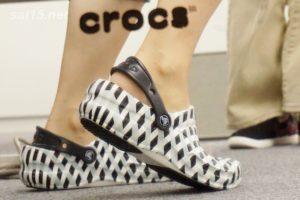 crocsビストロ シューズ はいてみた感想