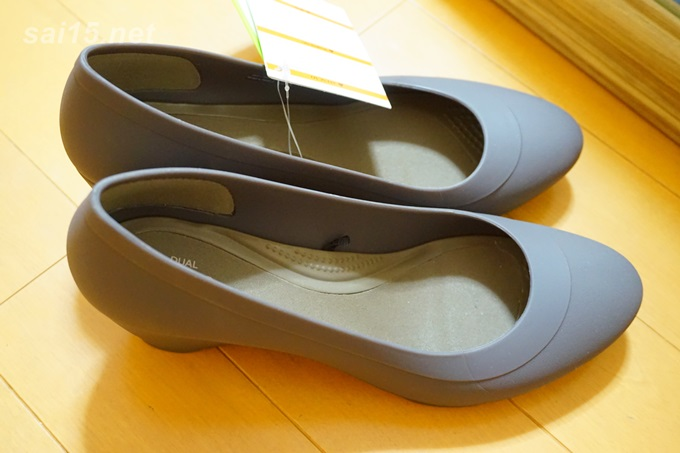 crocs lina wedge w 口コミ