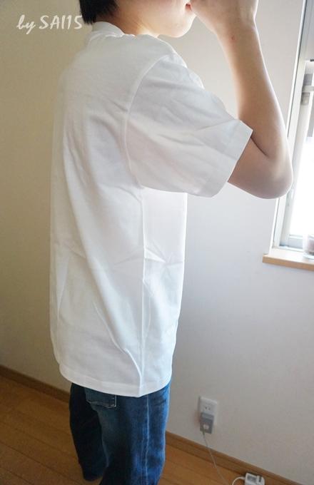 横幅 inink Tシャツ