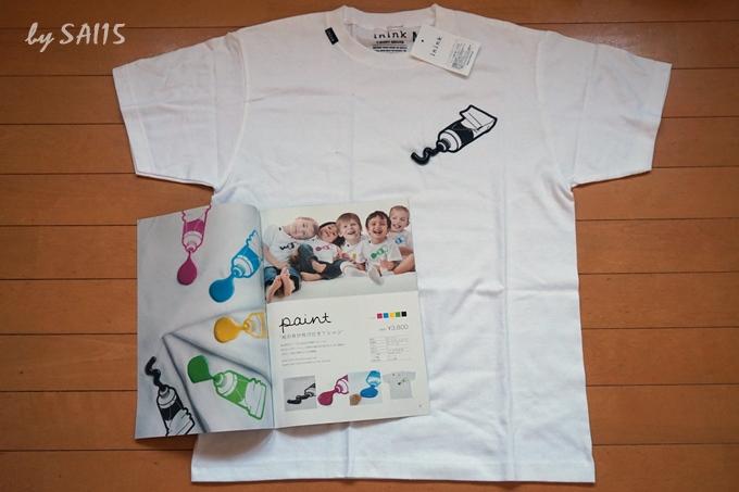 inink Tシャツ