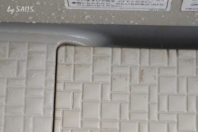 カビ床使用前