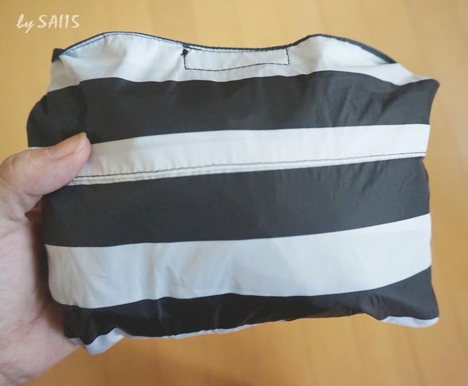 袋収納あり マックハウスレインポンチョ (7)