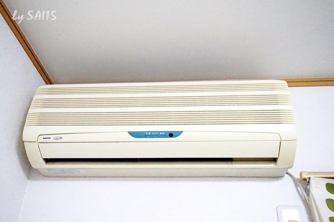 サンヨーSAP-YD22J エアコン・クリーニング
