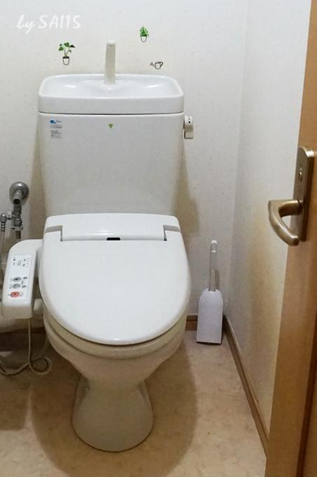 トイレ掃除はイマイチ評価・カジタク