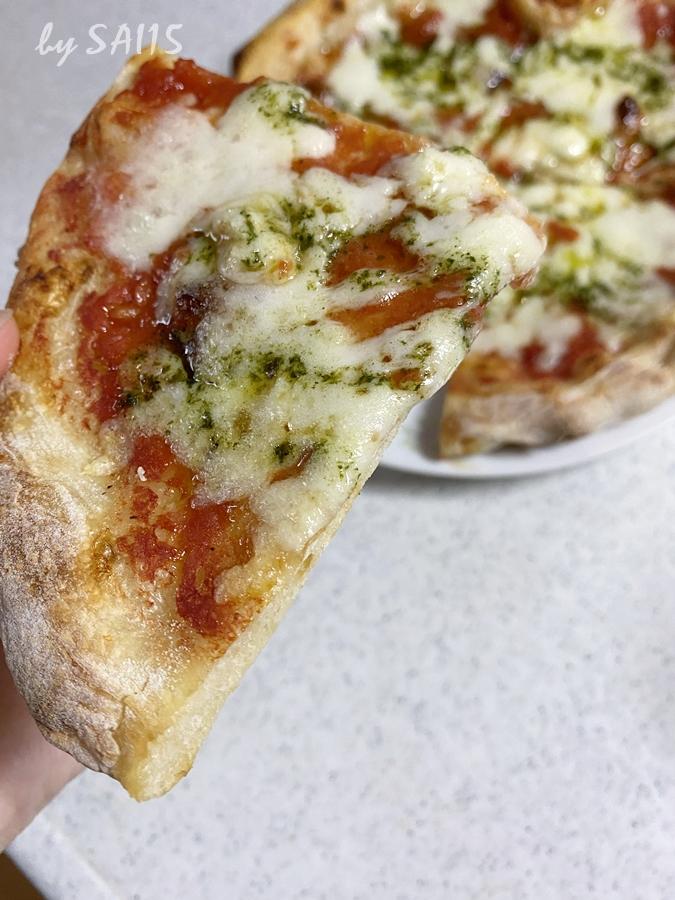 冷凍ピザ (24)マルゲーリータ