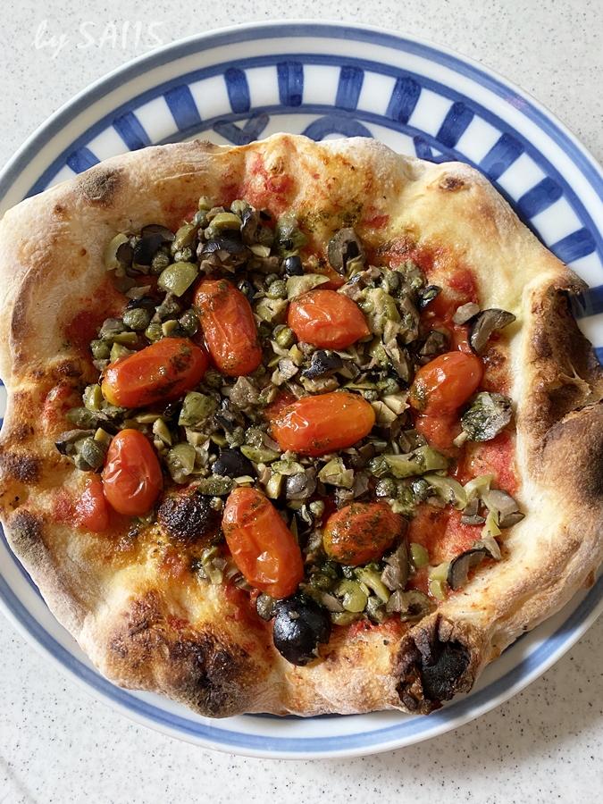 冷凍ピザ (25)オリーブ